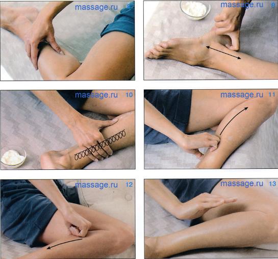 Как самому себе сделать массаж для 65